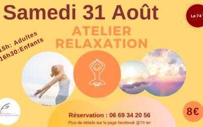 Ateliers relaxation à Cherbourg en Cotentin