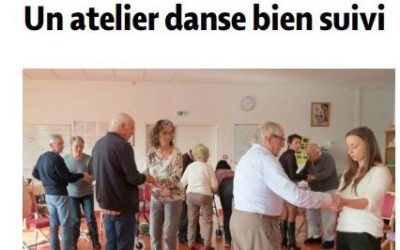 Article – Presse de la Manche – 15 octobre 2019